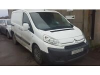 **FOR BREAKING** 2010 CITROEN DISPATCH.