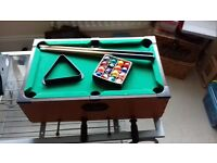Mini Pool set for sale