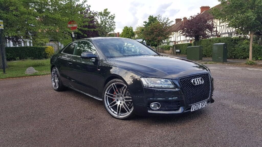 2010 audi a5 3 0 tdi s line quattro manual in acton london gumtree. Black Bedroom Furniture Sets. Home Design Ideas