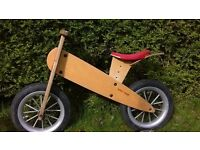 "High quality Balance bike ""Likeabike"" by KOKUA"