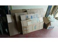 Packing / removal boxes