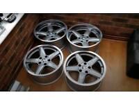 Bmw wheels & TYRES 17 inch