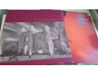 U2 - THE UNFORGETTABLE FIRE & UNDER A BLOOD RED SKY- VINYL L.P'S - £5.00 EACH