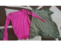 Maternity Cloths size 10