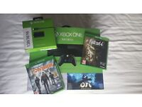 Xbox One with Games + Extras and 3 months Warranty. Ideal Christmas Present