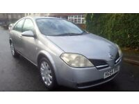 2004 NISSAN PRIMERA 2.2 DCI DIESEL TOWBAR PART EXCHANGE WELCOME MADZA RENAULT VECTRA CHEAP CAR