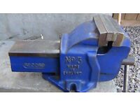 "Record no.3 mechanical vice,12"" wood vice ,6"" wood vice /see the prices"