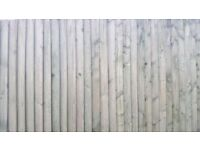 200 1.8 featheredge boards discolored