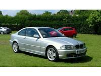 For sale BMW 330ci 2002 Automatic 231 HP Sat Nav XENON PX AVAILABLE