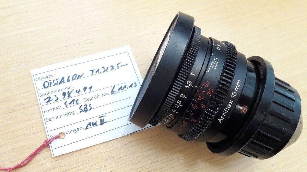 Carl Zeiss SUPERSPEED – 16mm camera lenses, 8mm, 16mm, 25mm, 35mm Distagon  Arriflex PL Mount | in Camden, London | Gumtree