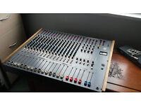 Hill Audio - Sound Mix - Vintage Analogue Mixer