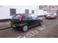 Vauxhall corsa Spares and repairs