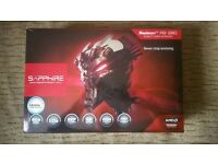 Sapphire Radeon R9 290 4gb 512bit ddr5 graphic card for pc