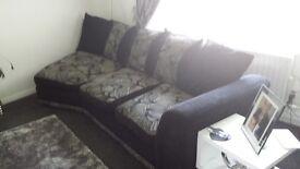 3 seater corner sofa good condition