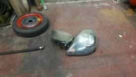 Mr2 roadster headlights
