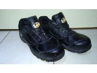 Vsport safty boots used size 13 still plenty of life left!Can deliver or post!