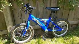 Boys Bike Dawes Thunder 16 Inch