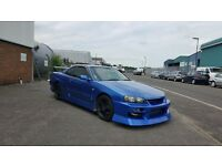 NISSAN SKYLINE R34 TURBO HUGE SPEC BODY KIT NISMO MANUAL CAM BELT CHANGED 106KM