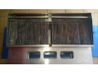 Restaurant/Takeaway 4 Burner Gas Grill For Sale!
