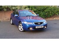 HONDA ACCORD CDTI SPORT ++2.2 DIESEL MANUAL++LEATHER INTERIOR++2 KEYS++P/S/H++LONG MOT++