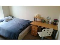 City centre double bedroom for rent ASAP until 20th of August