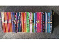 30 jaqueline wilson books