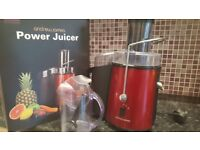 Andrew James juicer in red