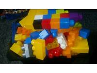 Megablocks & duplo bundle