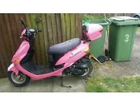 50cc moped direct bikes 15 reg