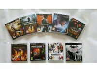 Selection of PS3 classic games