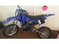 KIDS MOTOCROSS / MOTORCYCLE 50 AUTO