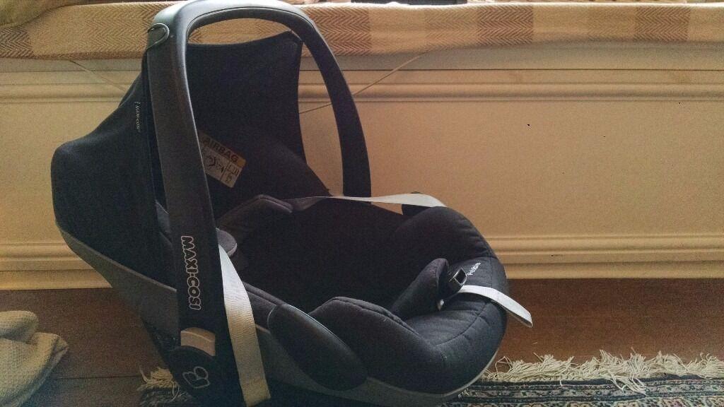 Maxi Cosi Pebble Car Seat Excellent Condition