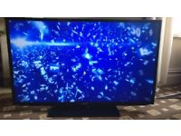 SAMSUNG 46 LED TV FREEVIEW HD/SMART/WIFI READY/100HZ/MEDIA PLAYER/ EXCELLENT CONDITION NO OFFERS