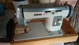 Sawing machine pfaff dorina 18