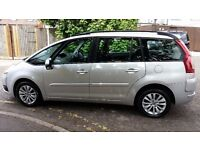 2007 Citroen Grand C4 Picasso 1.6 HDi 16v VTR+ EGS 5dr Automatic HPI Clear @ 07445775115 @