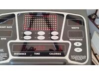 Cross trainer electric