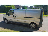 2006 Renault Trafic LWB Full history + brand new cambelt.