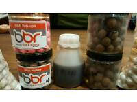 Maple and nut boilies