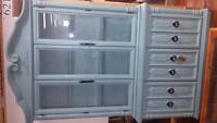 Refinished Hutch $385