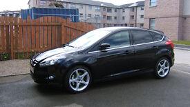 Ford Focus Titanium Black 2012