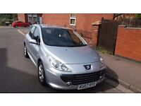 Peugeot 307 1.6 hdi 07plate only 106K
