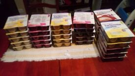 Forticreme complete yoghurts x120