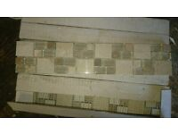 Mosaic border/feature tiles