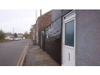 **LET BY** 1 BEDROOM FLAT - NORTH ROAD -STOKE-ON-TRENT-LOW RENT-DSS ACCEPTED-NO DEPOSIT
