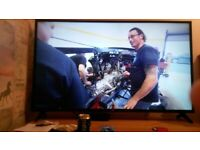 55inch lg ultra smart tv only 1 week old