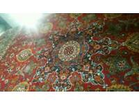 Ardebil esfahan Persian carpet (not just Persian rug)