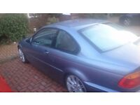 BMW 318 CI COUPE & M3 ALLOYS & ARMREST