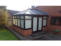 Conservatory- buyer to dismantle
