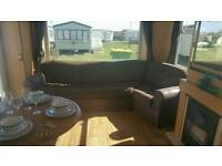 Cheap static caravan for sale at Camber Sands.