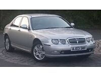 Rover 75 1.8 club petrol 2003